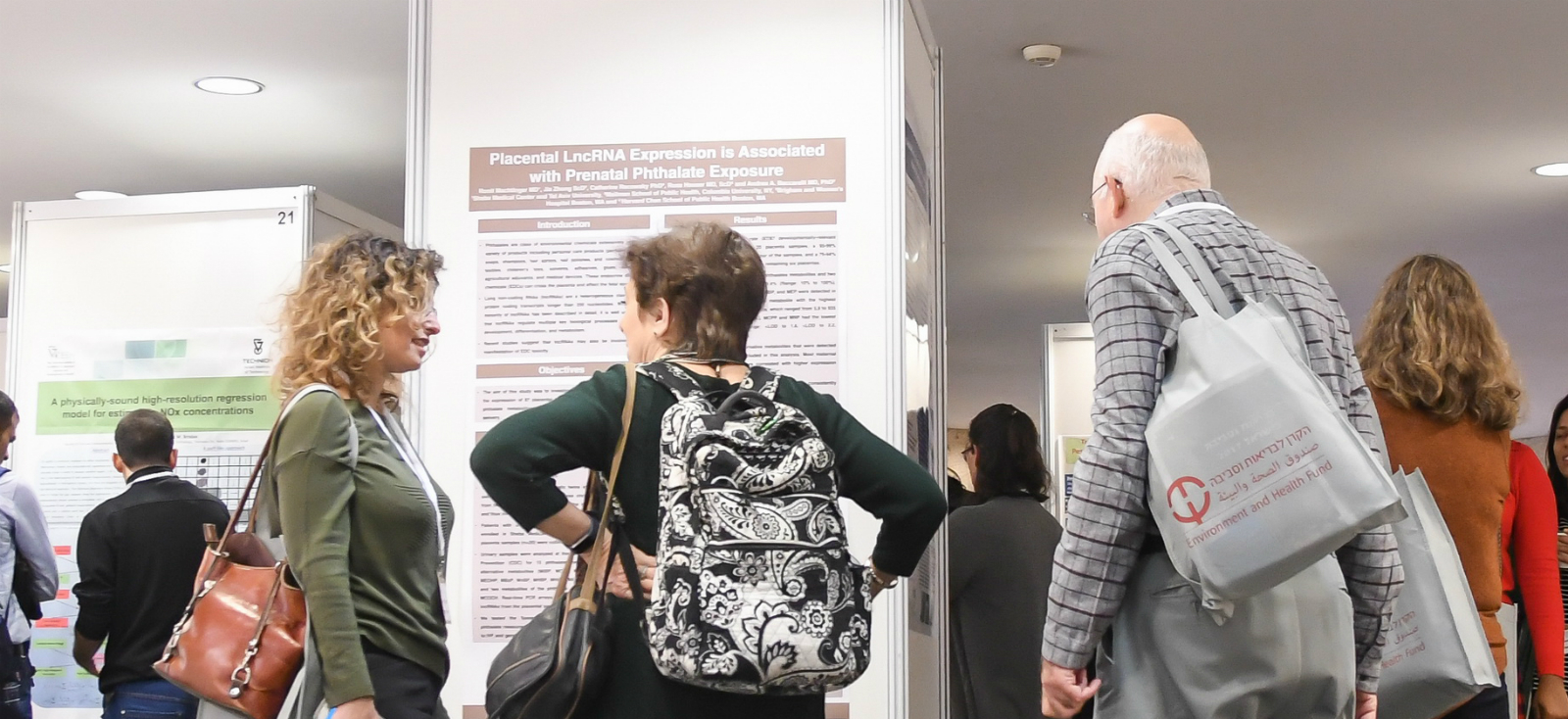 EHF's Annual Conference 2017 - Posters Session