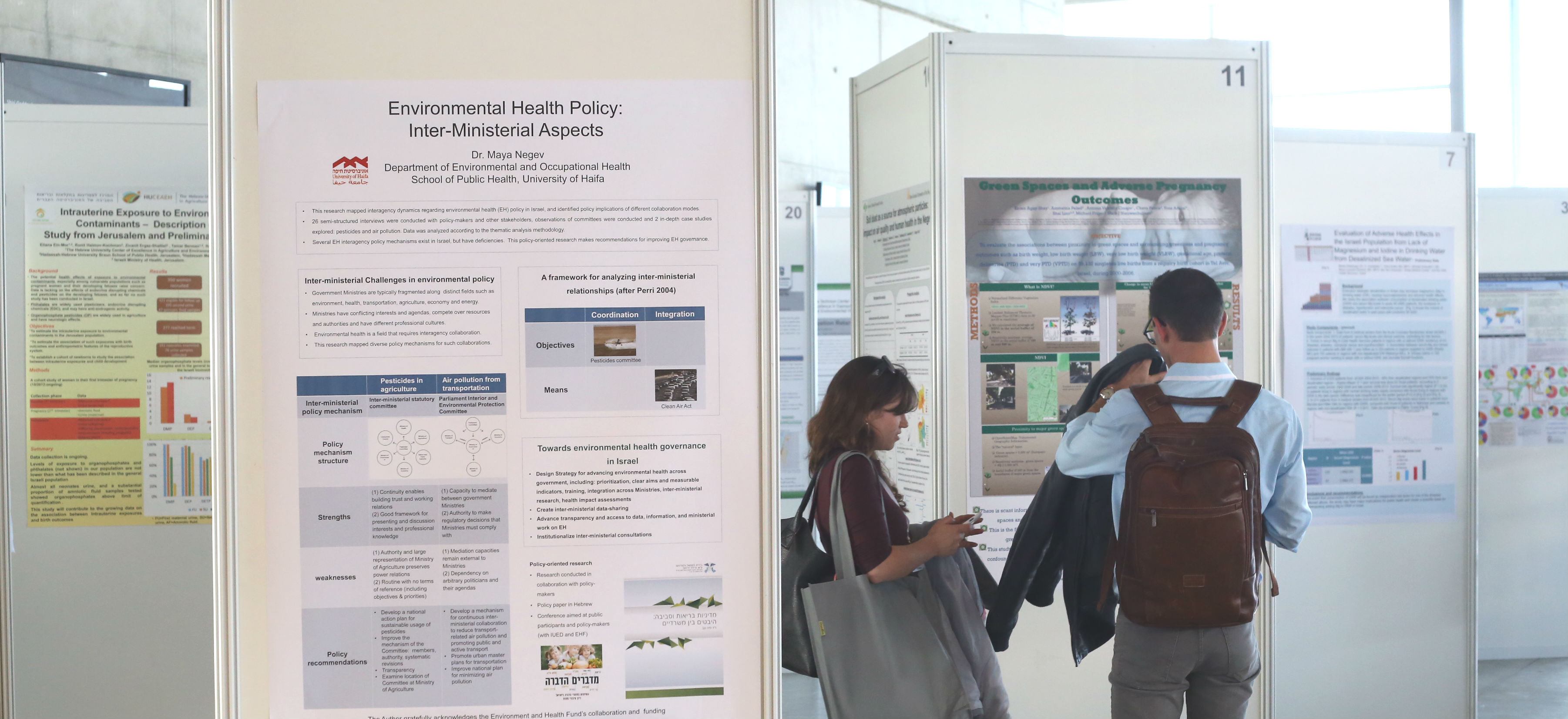 posters- EHF conference