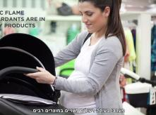 Woman_holding_baby_car_cot