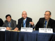 panel table at EHF Children's Health 2011 conference