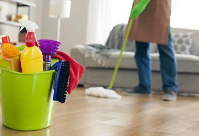cleaning_the_house
